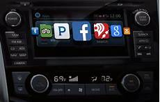 Nissanconnect Adds Three New Mobile Apps To Infotainment