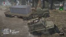spintires garage spintires mud runner pc multiplayer let s play part 1