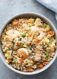 shrimp fried rice recipe simplyrecipes com