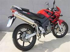 Oscaro Moto 125 Silencieux Moto 125cc