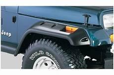All Terrain Fender Flare Kit 6 Inch 6 87 95 Jeep