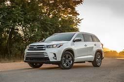 2017 Toyota Highlander Hybrid Reviews And Rating  Motor Trend