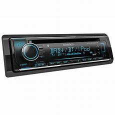 kenwood kdc bt720dab cd receiver with built in bluetooth