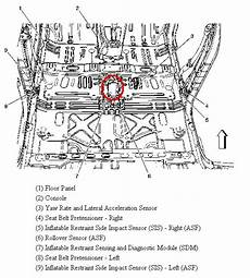 2002 Impala Airbag Wiring Diagram by 2003 Buick Lesabre Airbag Wiring Wiring Diagram And Fuse Box