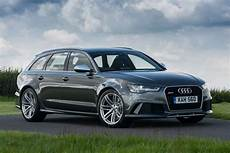 Audi A6 Avant Review Summary Parkers