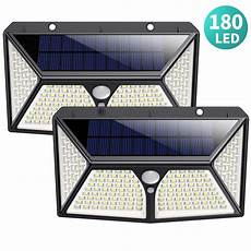180 led le solaire ext 233 rieur hetp 2019 version