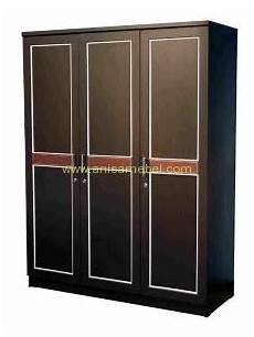 Home Klik Lemari Baju lemari pakaian 3 pintu desain minimalis jual murah