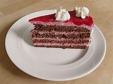 Schoko Himbeer Torte - himbeer schoko torte mima53 chefkoch