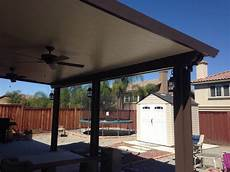 aluminum patio cover with lights and ceiling fan yelp