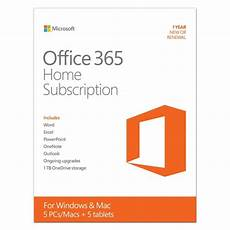 office 365 home premium 5 users