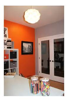 we have leftover orange paint maybe for an accent wall bedroom orange living room decor