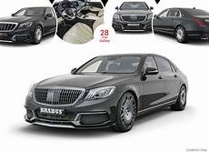 2019 brabus 900 based on the mercedes maybach s 650
