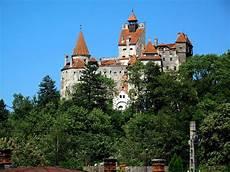 Zentralasien Auf Dem Landweg Schloss Bran Dracula Und