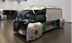 Renault D 233 Voile Ez Pro Un Concept Car Pour Livrer Plus