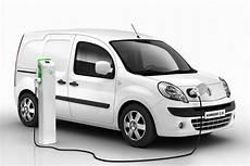 Renault Kangoo Ze - electric renault kangoo ze getting big boost to range