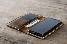 iphone 11 pro max leather wallet free shipping