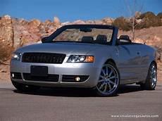 find used 2004 audi s4 quattro cabriolet 4 2l v8 premium pkg hid recaros super low miles in