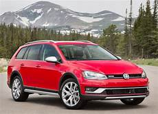 volkswagen adds the sporty alltrack to the golf hatchback