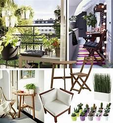 Deko Ideen F 252 R Kleine Balkone