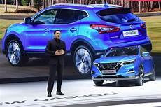 Neuer Qashqai 2018 - facelifted 2018 nissan qashqai suv gets semi autonomous