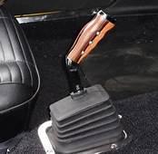 Hurst High Performance Shifter With A Pistol Grip  Mopar