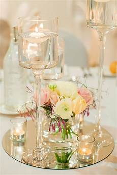 wedding centerpiece ideas with mirrors centerpiece mirror for wedding dining table