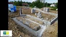 Les 233 De La Construction D Une Maison Des Fondations