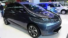 2018 Renault Zoe Intens Exterior And Interior I