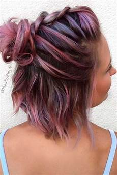 different short hair color ideas short hairstyles haircuts 2018 2019