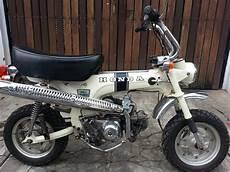 honda white dax st 70 th 1973 surat lengkap bpkb stnk as