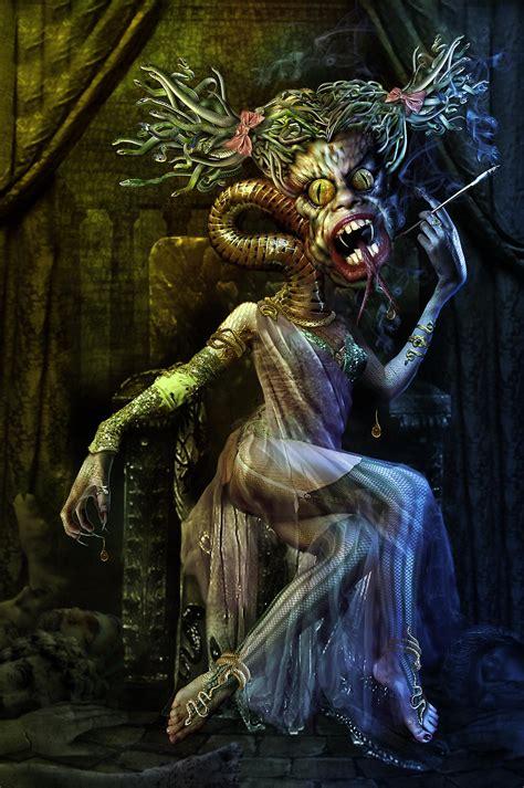 Stheno God Of War