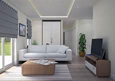 salon de maison moderne villa contemporaine 80 m2 plain pied mod 232 le lys salon