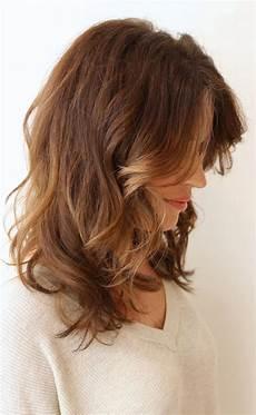 waves mid length i need a haircut hair styles medium hair styles hair lengths
