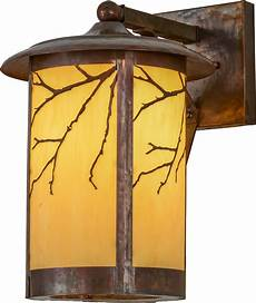 meyda 154258 fulton branches rustic earth marble s b out hammered vintage copper