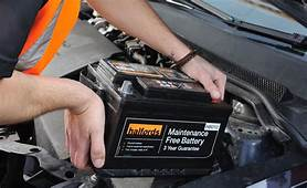 Help & Advice  Halfords Car Battery Fitting Service