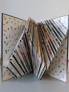 Bücher - b 252 cher falten recycling books magazines b 252 cher falten
