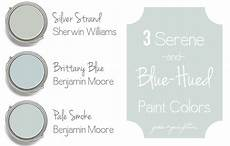three serene and blue hued paint colors grace gumption