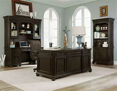 home office furniture outlet broughton hall executive desk magnussen home gallery