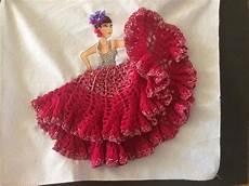 falda xv flamenca parte 1 servilleta youtube