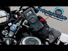handyhalterung motorrad test handyhalterung f 252 rs motorrad ideal f 252 r motovlogger