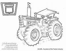 kleurplaat fendt trekker traktor malvorlagen fuer kinder