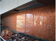 Choosing Your Kitchen Glass Splashbacks   UK Coloured