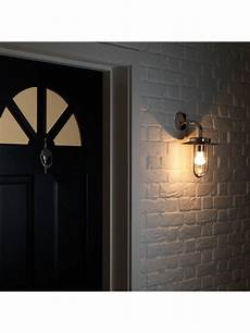 astro montparnasse outdoor lantern wall light at lewis partners