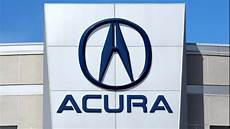 acura sign los angeles ca usa july 11 2015 acura automobile dealership sign and logo acura is the