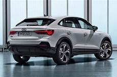 New Audi Q3 Suv Coupe Unveiled Autocar India