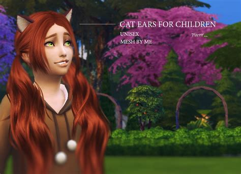 Sims 4 Cat Tail