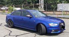 for sale 2015 audi s4 sepang blue only 5900 miles still factory warranty