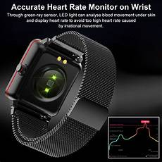 Bakeey Physiological Monitor Rate by Bakeey H10 Rate Blood Pressure Monitor Intelligent