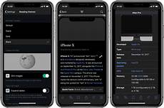 iphone x wallpaper theme for ios picks up black reading theme for