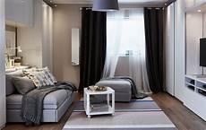wohn und schlafzimmer in einem raum wohn und schlafzimmer in einem mit unserer vallentuna
